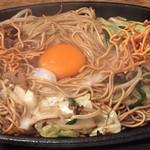 Kenzokafe - ケンゾーカフェ(KENZO cafe)(福岡県福岡市博多区上川端町)焼ラーメン