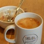 湘南パンケーキ - 2016-06-24訪問時 コーヒー