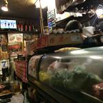ケンゾーカフェ - ケンゾーカフェ(KENZO cafe)(福岡県福岡市博多区上川端町)店内