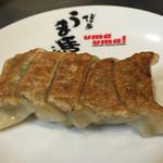 うま馬 - うま馬 祇園店(福岡県福岡市博多区祇園町)博多ひとくち餃子(5個)