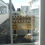 夢食館 北市場 - 最北端の線路