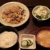 味処居酒屋兆冶 - 料理写真:ピリ辛野菜炒め定食です。