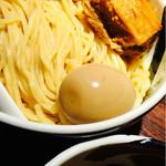 麺屋武蔵 武骨 - 武骨つけ麺中盛