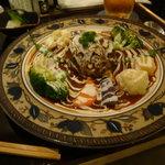 シチューとカレーの専門店 銀座 古川 - ハンバーグステーキ
