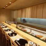 湯本富士屋ホテル - 日本料理「桂」寿司カウンター