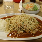 スパゲティ コモ - 日替わりスパゲッティー(550円)