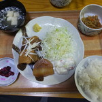 紅の豚 - 日替わりランチ(豚の角煮定食) 税込¥780
