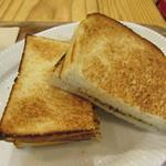 マダム ブロ - チーズサンド