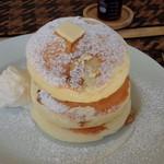 52693876 - リコッタチーズパンケーキ