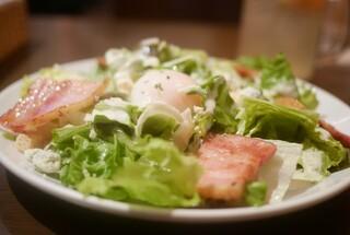 Grillマッシュ - B.E.C.サラダ