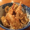 天ぷら よし田 - 料理写真:ミックス天丼(単体)