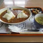 喫茶 木かげ - 竹島海鮮カレー 880円 (2016.6)