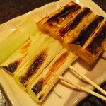 竹とり - 白ねぎ 塩、たれ