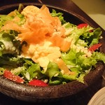 竹とり - シーザーサラダ