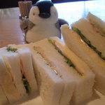 珈琲人 - サンドイッチ