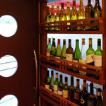 新町アルボーレ - ワインも2500円〜で充実、焼酎やウィスキーももちろんあります。