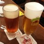 52700863 - ビール二種