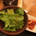 韓国家庭料理 チェゴヤ - サラダ