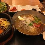 韓国家庭料理 チェゴヤ - お得なセット1550円
