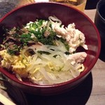 Koujigura - 鶏飯