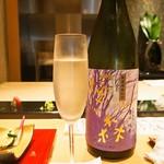 山桜 - 風の森 純米
