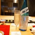 山桜 - 播州一献 夏辛 純米
