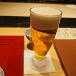山桜 - 生ビール