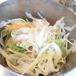 デリー・ダラバー - 野菜サラダ