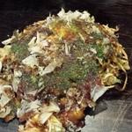 はづき - 料理写真:イカ豚モダン