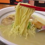 スガキヤ - 麺アップ