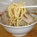 たいやき本舗 藤屋 - 麺