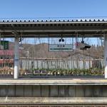 52710696 - 田沢湖駅ホームの様子