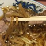 名物屋 - 【2016.5.6】しっかりと味付けされたメンマ。