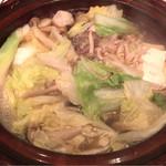 旬菜旬肴 きらり - 海鮮たっぷり寄せ鍋
