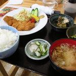 コミュニティ・キッチンふぃーる - 選べるランチ(650円)