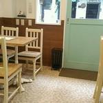 お野菜カフェ アトリエラムカーナ - 店内2