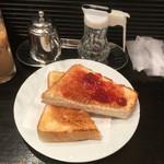 米本珈琲 - トースト