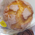 パティスリー カンパニュラ メデュウム - 一押し・瀬戸内レモンのシュークリーム 250円 口腔いっぱいに広がる鮮烈なレモン果汁!
