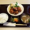 鳥ぼん - 料理写真:唐揚げランチ