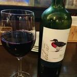 Genya - 赤ワイン♪