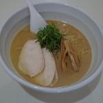 らーめん れんげ - 鶏白湯醤油ラーメン