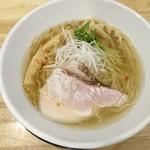 福島壱麺 - 海鮮塩らーめん 800円