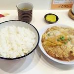 こけし - Wトンカツ1090円♪