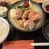 がぶり亭 - 料理写真:若鶏唐揚げ定食(702円税込 )