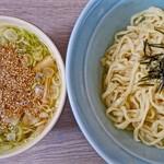 丸信ラーメン - つけ麺