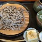 52719705 - 天麩羅蕎麦 冷 1000円+税