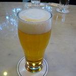 リーガロイヤルホテル メインラウンジ - ☆生ビールもしゅわぁわぁ~◎☆