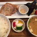 ラーガシア373 - 日替わり定食