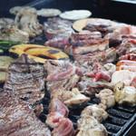 アジアンキャンプリゾート Tapa - 地元の有名な肉屋さんのお肉を使用~絶品です~