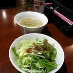 カーティス・クリーク - サラダ&スープ